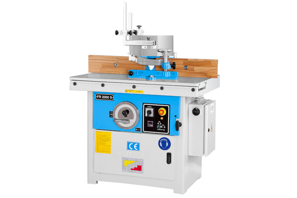 FR 2000 S Spindle Moulder With Carriage