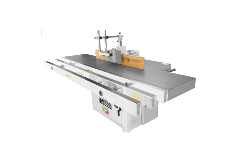 FR 2100 İ.T. Spindle Moulder With Added Table